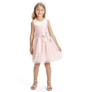 14- XXL/TTG - Sequin Holiday Party Dress